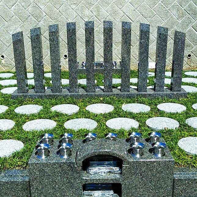 都築港北エターナルグリーン、石碑付永代供養墓